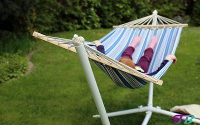 Hängematte – einfach mal abschalten und entspannen