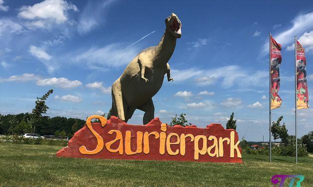 Zurück in die Urzeit – Ausflug in den Saurierpark Kleinwelka