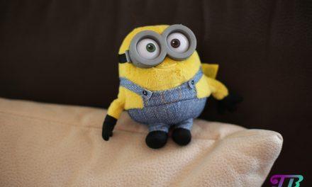 Minions – ich glaub' ich sehe gelb