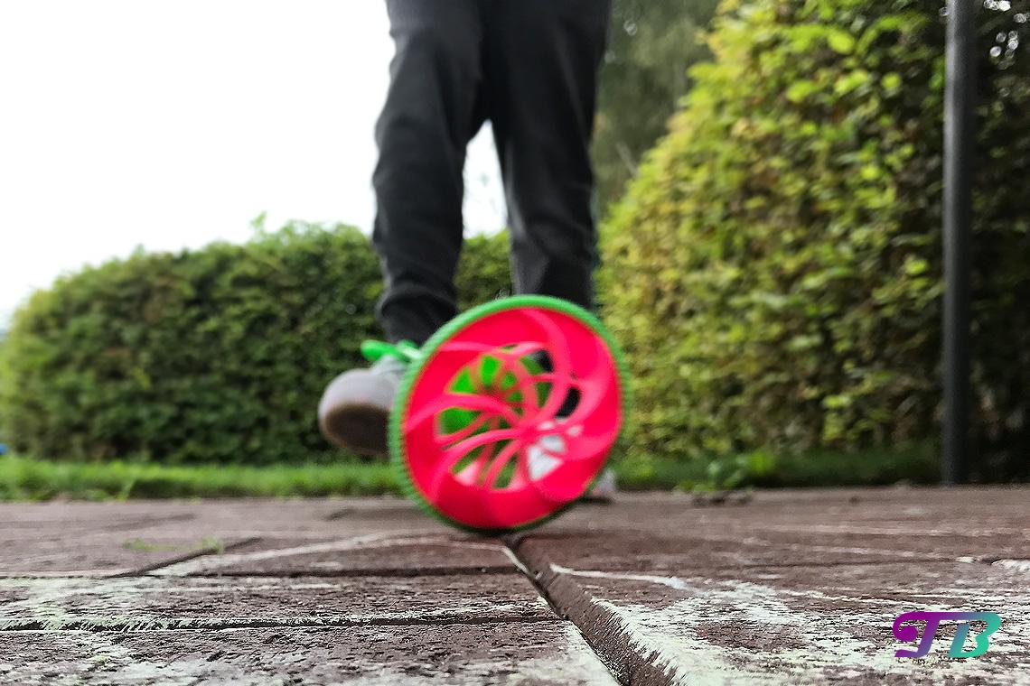 Skip Ball – Jetzt geht's rund