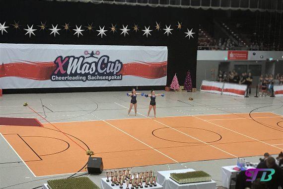Xmas-Cup Sachsenpokal 2017 - Cheerdance Double Dance Lara & Lea Riesaer Cheerleadingverein e.V.