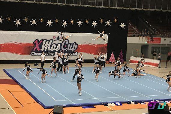 Cheerleading Xmas-Cup Sachsenpokal 2017 - LPfG Zwickauer Cheerleadingverein e.V.
