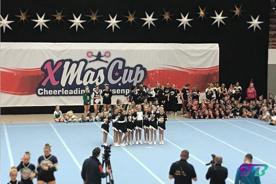 Xmas-Cup Sachsenpokal - PeeWee Level 1 - 2. Platz: DLC Minis Mohsdorf e.V.