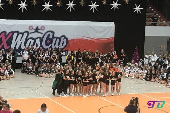 Xmas-Cup Sachsenpokal - Junior AllGirl Level 3 - 1. Platz: DLC Junior Mohsdorf e.V.