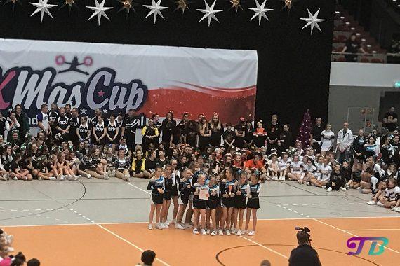 Xmas-Cup Sachsenpokal - Junior AllGirl Level 3 - 2. Platz: Youth X-Plosion United Cheer X-Plosion e.V.