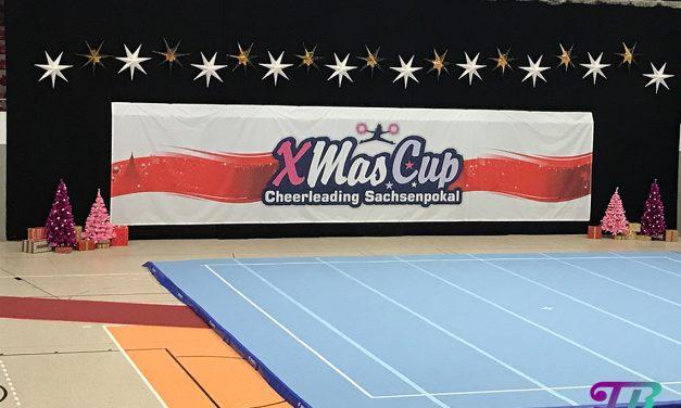 Action, Stunts und Tanz pur – 7. Cheerleading Xmas-Cup Sachsenpokal in Dresden