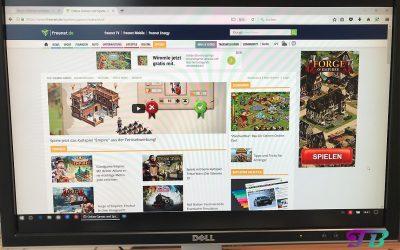 Kostenlose Online Games und Spiele Download bei freenet.de