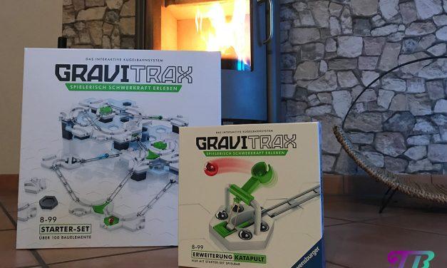 GraviTrax – Die interaktive Kugelbahn von Ravensburger
