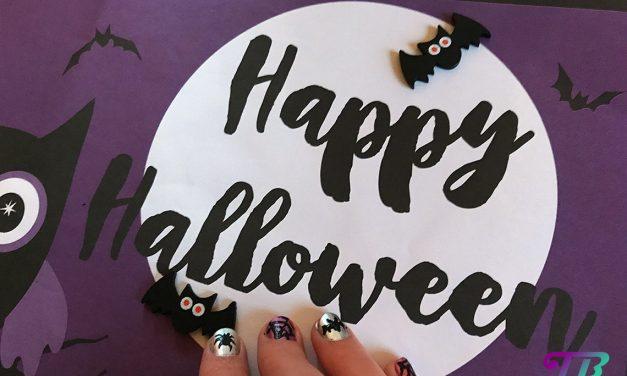 """""""Süßes oder Saures"""" – Halloween feiern mit dem Last-Minute-Nageldesign"""