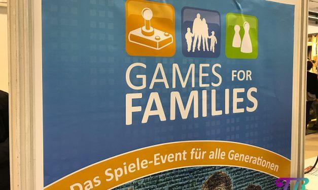 spielraum Dresden – die bunte Spiele-Messe für alle Generationen