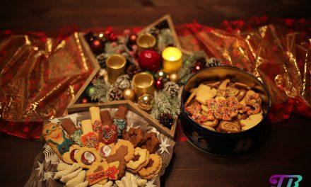 In der Weihnachtsbäckerei – ach wie das nach Plätzchen duftet