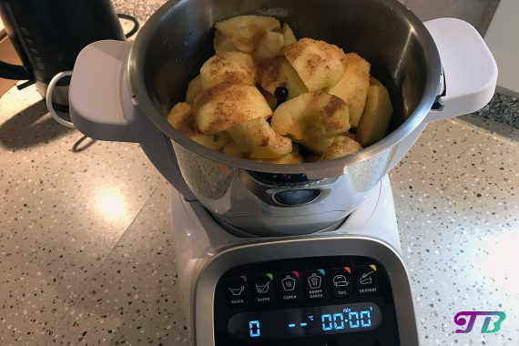 DIY Apfelmus Äpfel Zimt Prep & Cook