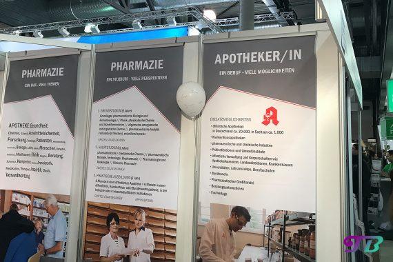 Karrierestart Messe Dresden Beruf Job Ausbildung Pharmazie