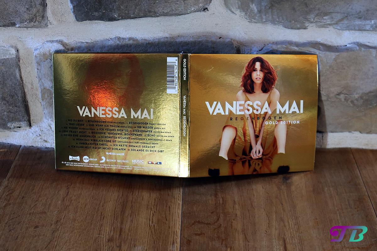 Vanessa Mai – Regenbogen Gold-Edition – Tour 2018