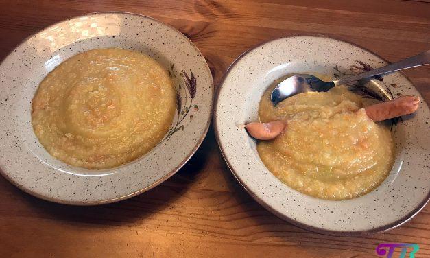 Kartoffelsuppe – schnell, einfach und fast wie aus Omas Zeiten