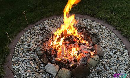 Lagerfeuer zum Wochenende – abschalten und einfach mal entspannen