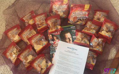Sponsored Post Saltletts LaugenCracker – Unser Testpaket ist da