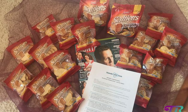 Saltletts LaugenCracker – Unser Testpaket ist da