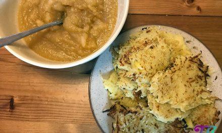 Kartoffelpuffer oder Reibekuchen – knusprig und einfach lecker