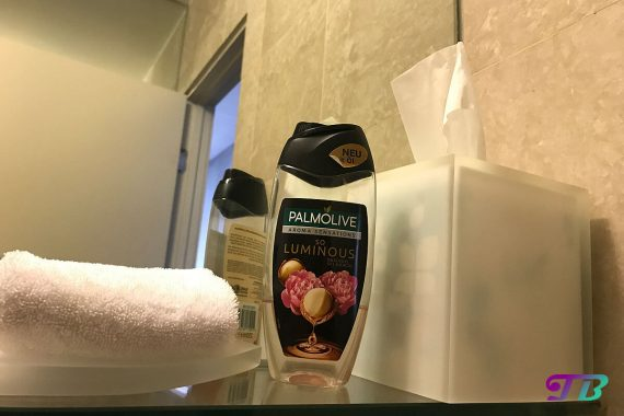 Palmolive Aroma Sensations Duschgel Urlaub New York City