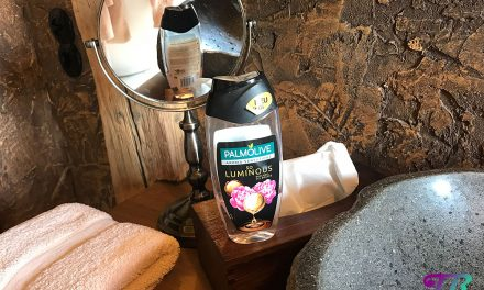 "<span class=""sponsored_text""> Sponsored Post</span> Palmolive Aroma Sensations Oils Duschgel ""So Luminous"" – ein Muss auf USA-Tour"