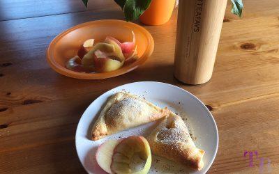 Apfeltaschen – fruchtig lecker und am besten einfach selbst gemacht