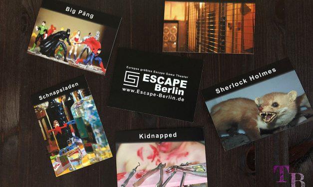 ESCAPE Berlin überrascht Kinder zu ihrem Geburtstag in der Corona-Zeit