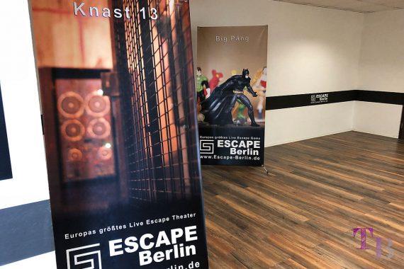 Escape Berlin Live Game Theater Knast 13 Big Päng