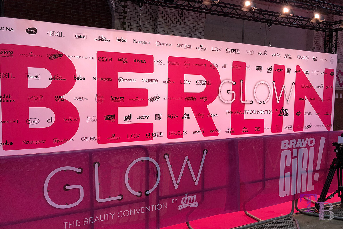 Die nächste GLOW by dm findet am 21. und 22. September in Berlin statt