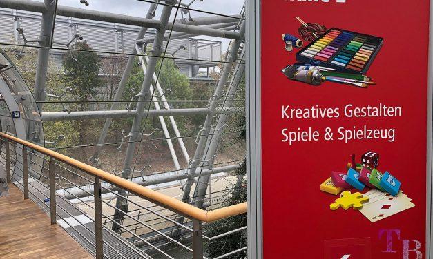 """""""modell hobby spiel"""" – Die Spielemesse in Leipzig zeigt neue Freizeittrends"""