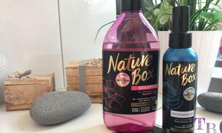 Nature Box – Pflege für Haut & Haar aus kaltgepressten Ölen