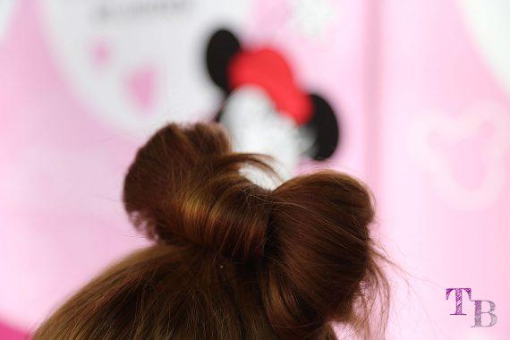 GLOW by dm Berlin 2018 Disney Minnie Mickey Mouse Haarschleife