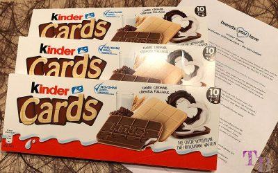 Sponsored Post Unboxing – Unser Testpaket von brandsyoulove mit kinderCards ist da