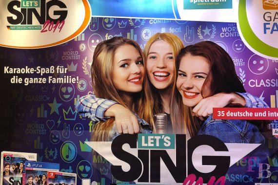 spielraum Messe Dresden Digitalwelt Let's Sing