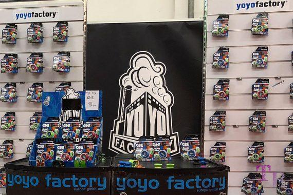 spielraum Messe Dresden yoyo factory Europe