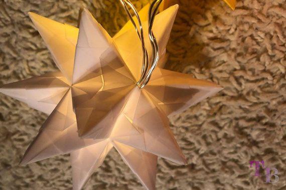Bascetta Sterne Lichterkette LED Stern