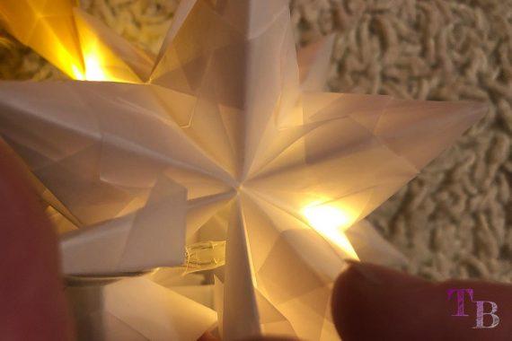 Bascetta Sterne Lichterkette LED