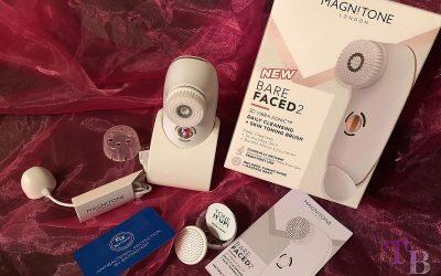 Sponsored Post Gesichtsreinigungsbürste Magnitone BareFaced 2 im Test