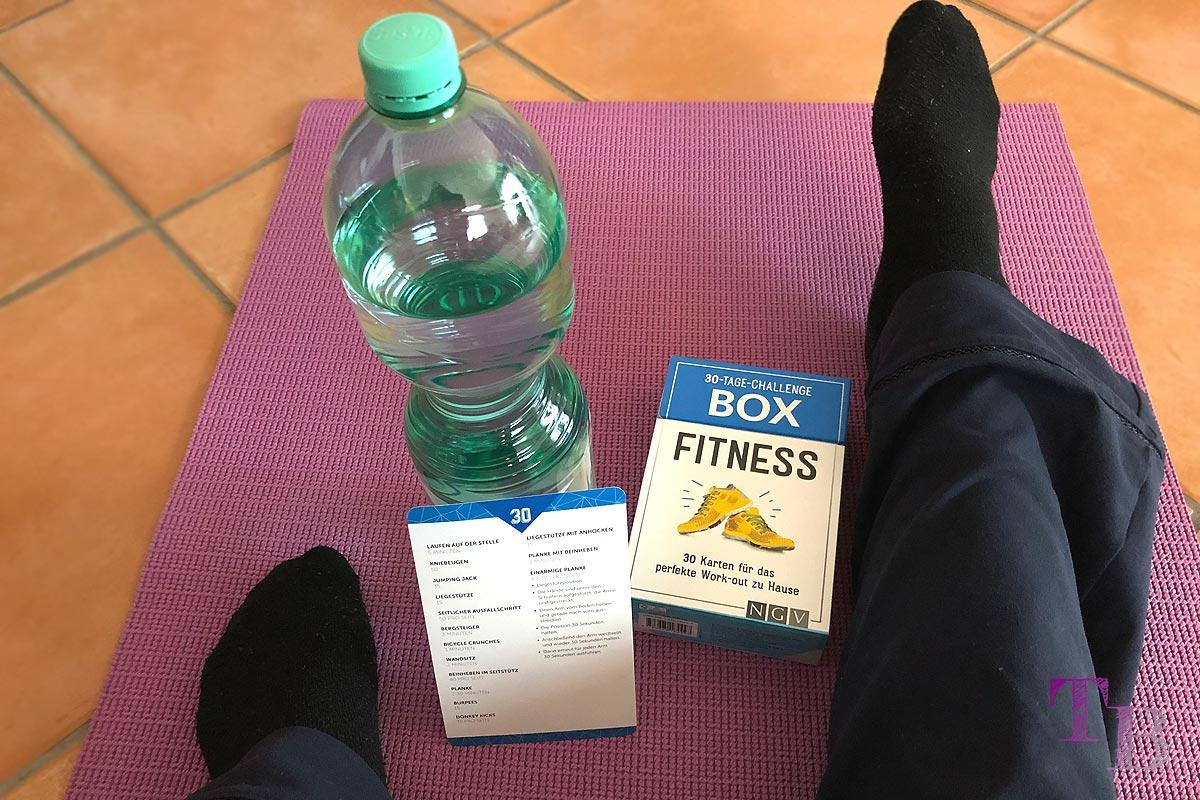 Unsere Erfahrungen zur Fitness – 30-Tage-Challenge Box