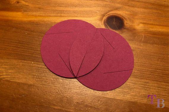 Fancy Shapes Blütenkugel Farbe Schritt 1