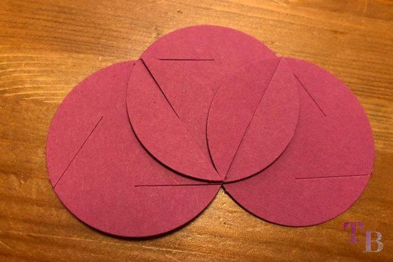 Fancy Shapes Blütenkugel Farbe Schritt 2