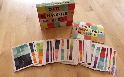 Sponsored Post Der Schwindelmeister ist ein lustiges Spiel mit subtiler Täuschung für die ganze Familie