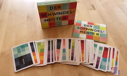 """<span class=""""sponsored_text""""> Sponsored Post</span> Der Schwindelmeister ist ein lustiges Spiel mit subtiler Täuschung für die ganze Familie"""