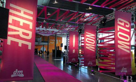 GLOW by dm in Stuttgart – größte Beautymesse zum GLOWbiläum – GLOWcon