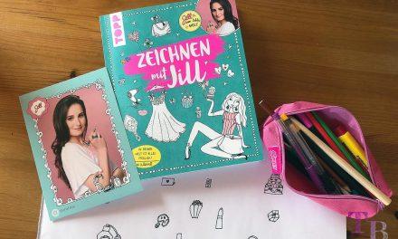 """""""Zeichnen mit Jill"""" von Jills Welt – Jeder kann Zeichnen lernen"""