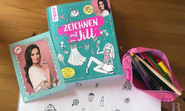 """<span class=""""sponsored_text""""> Sponsored Post</span> """"Zeichnen mit Jill"""" von Jills Welt – Jeder kann Zeichnen lernen"""
