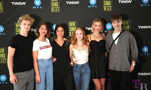 """""""Wir sind jetzt"""" – Neue RTL2 Young-Fiction-Serie mit Top-Besetzung"""