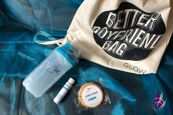 Better Boyfriend Bag GLOW by dm Stuttgart 2019 Shape World
