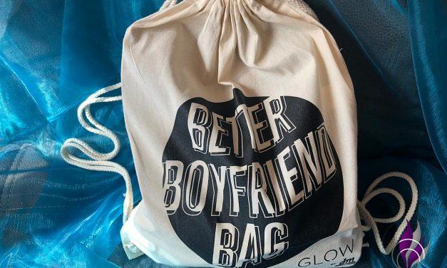 Better boyfriend Bag – Ein GLOW by dm Goodie Bag für die Boys