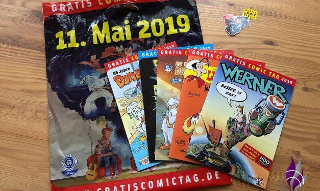 10. Gratis Comic Tag – ein Muss für alle Comic Fans